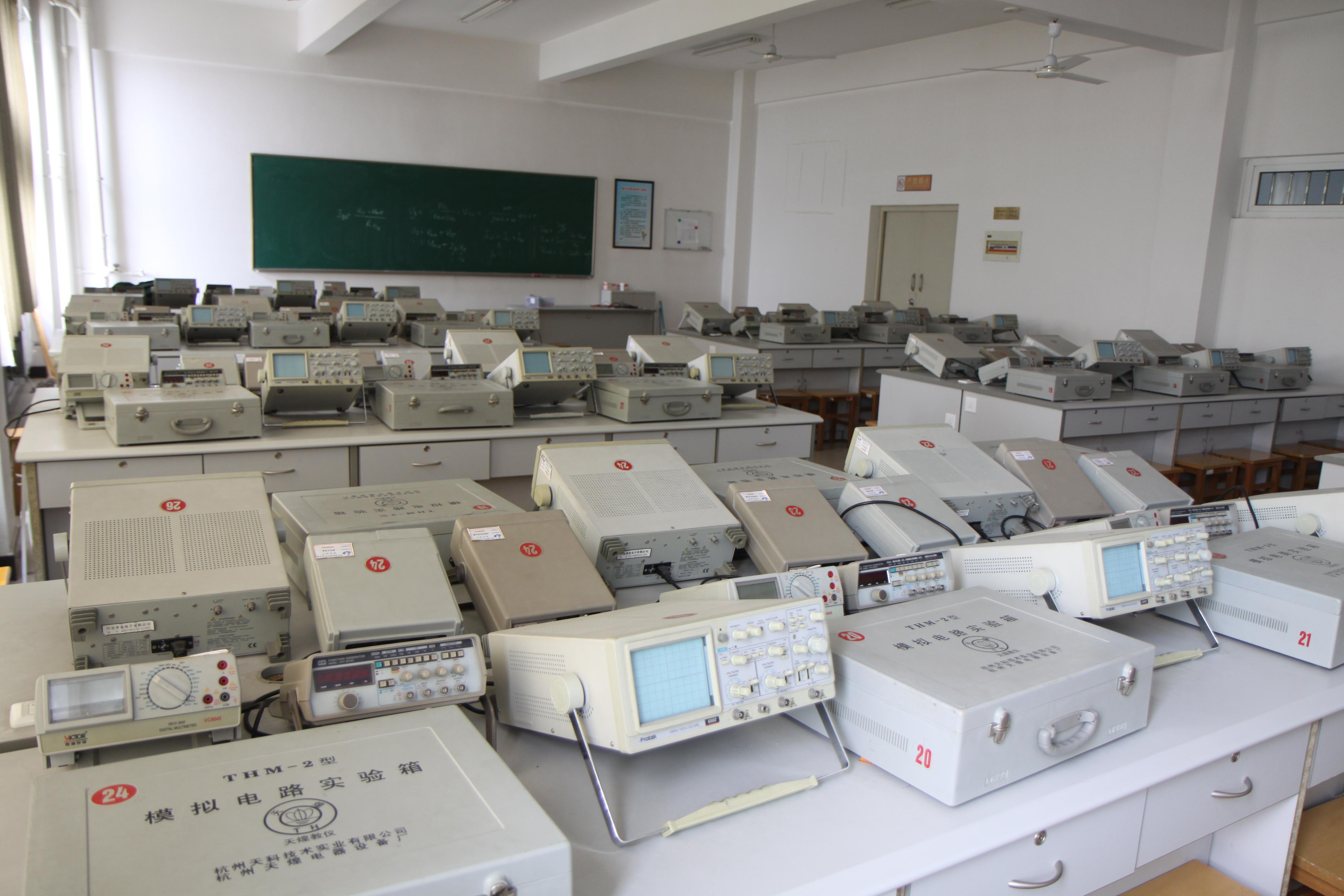 模拟电路实验室