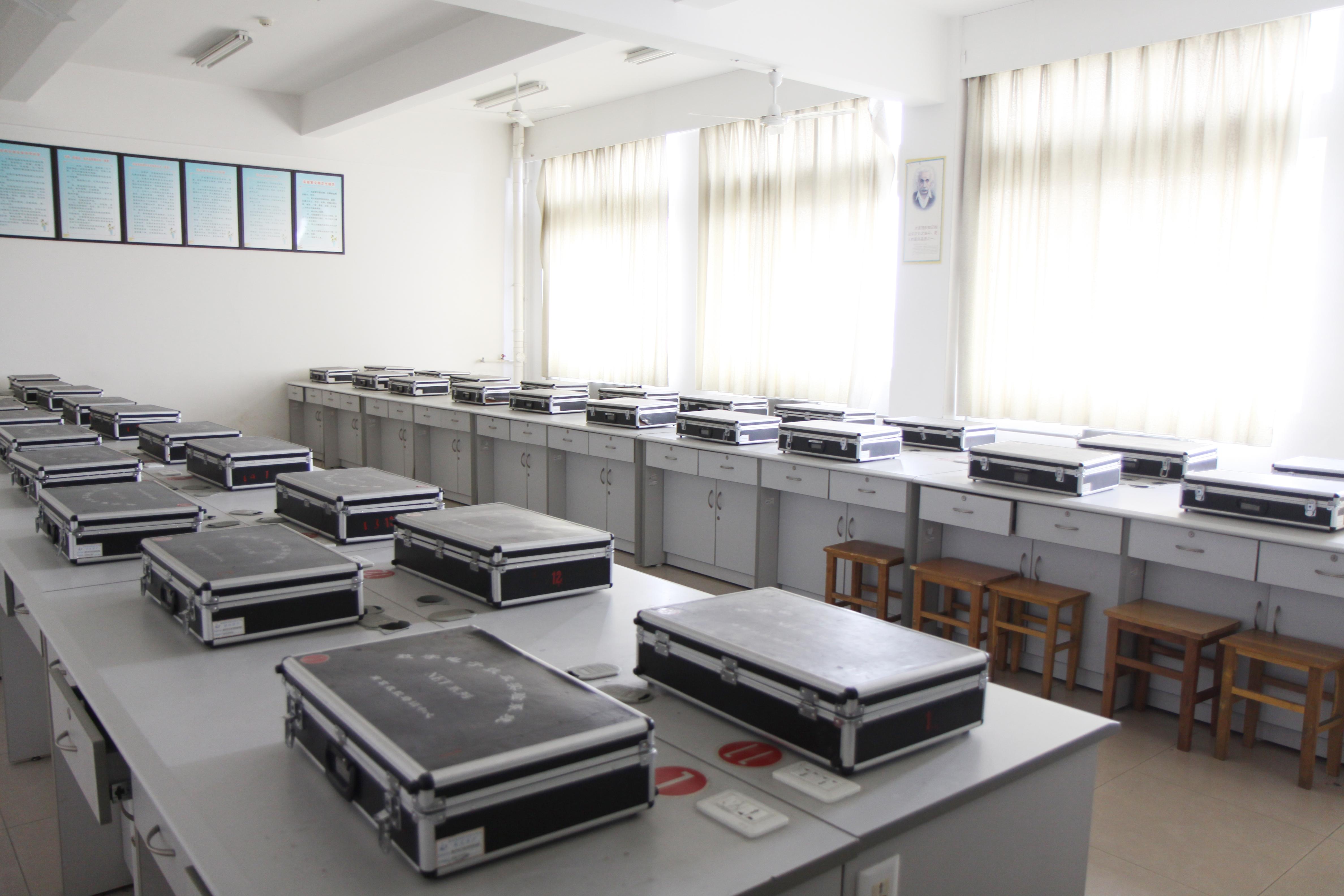 数字电路实验室